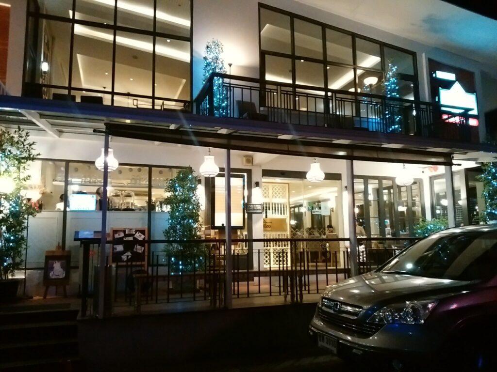 日本からのビジネス関連で使うレストラン