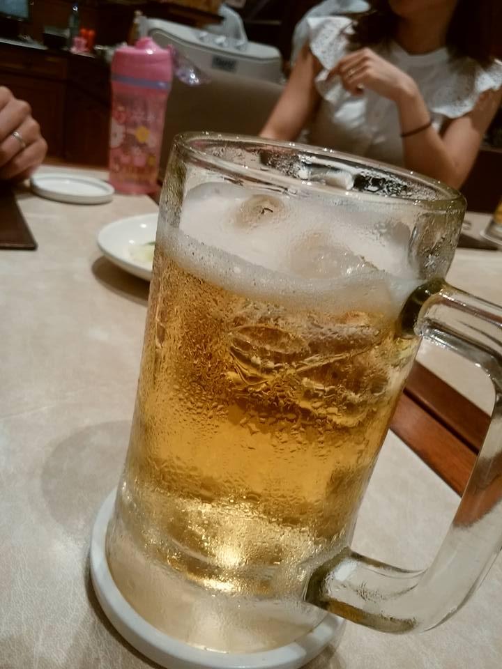 タイのビールは違和感がなかった