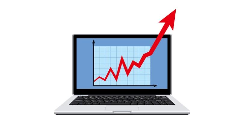 伸び続けるブログの成長