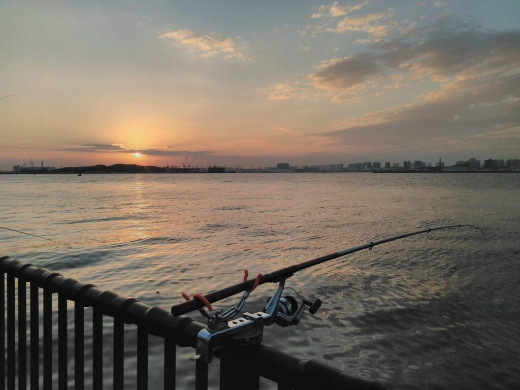 若洲海釣り公園