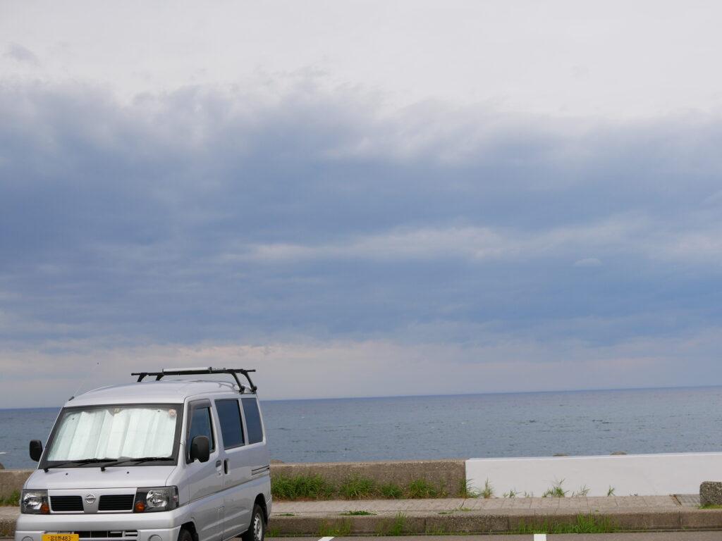 新潟県 糸魚川でのソーラー発電