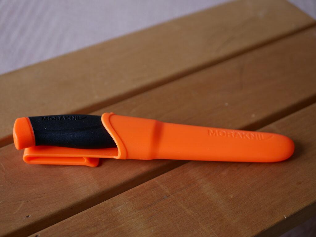 Mora knife Companion Orange