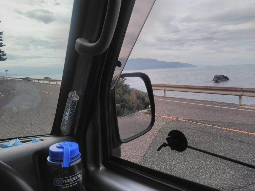 初めての旅先は新鮮!福井県の日本海